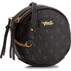 Torebka VERDE - 16-0004238 Black. Czarne torebki klasyczne damskie Verde. Za 99,00 zł.
