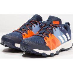 Adidas Performance KANADIA 8.1 Obuwie do biegania Szlak collegiate navy/off white/ash blue. Brązowe buty do biegania damskie marki adidas Performance, z gumy. Za 249,00 zł.