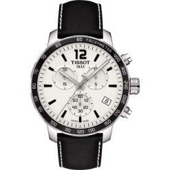RABAT ZEGAREK TISSOT T-SPORT T095.417.16.037.00. Szare zegarki męskie marki TISSOT, ze stali. W wyprzedaży za 1302,40 zł.