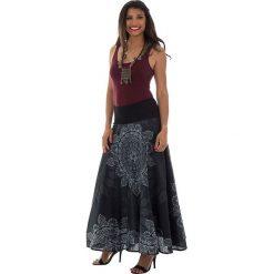 Odzież damska: Spódnica w kolorze antracytowym