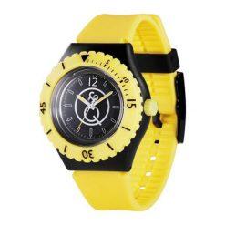 """Zegarki męskie: Zegarek """"QS-RP04-002"""" w kolorze żółtym"""