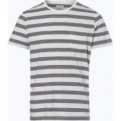 Selected - T-shirt męski – Theo, beżowy. Szare t-shirty męskie marki Selected, l, z materiału. Za 89,95 zł.