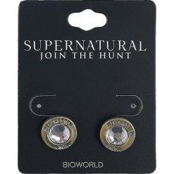 Kolczyki damskie: Supernatural Shell Kolczyki - Earpin wielokolorowy