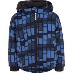 Mikkline JACKET Kurtka zimowa delft blue. Niebieskie kurtki chłopięce zimowe marki mikk-line, z materiału. W wyprzedaży za 246,35 zł.