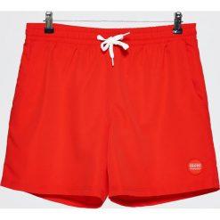 Bermudy męskie: Spodenki do pływania - Czerwony