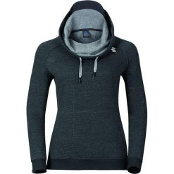 """Sweter """"Spot-On Cowl"""" w kolorze niebiesko-szarym. Czarne swetry klasyczne męskie marki Reserved, m, z kapturem. W wyprzedaży za 214,95 zł."""
