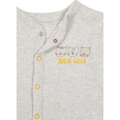 Mothercare BOYS WILD ONE SLEEPSUIT BABY 3 PACK Piżama mustard. Białe bielizna chłopięca marki Reserved, l. Za 129,00 zł.