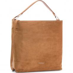 Torebka COCCINELLE - CI1 Keyla Suede E1 CI1 13 01 01 Cuir W12. Brązowe torebki klasyczne damskie Coccinelle, ze skóry. W wyprzedaży za 909,00 zł.
