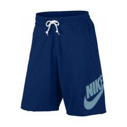 Nike Spodenki M Nsw Short Ft Gx 1 L. Niebieskie spodenki sportowe męskie Nike, m, z dzianiny. W wyprzedaży za 149,00 zł.
