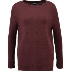 Swetry klasyczne damskie: Taifun PULLOVER 1/1 ARM Sweter red