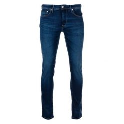Pepe Jeans Jeansy Męskie Stanley 30/32, Ciemny Niebieski. Niebieskie jeansy męskie marki Pepe Jeans. Za 483,00 zł.