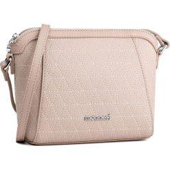 Torebka MONNARI - BAG1820-004  Pink. Czerwone listonoszki damskie Monnari, ze skóry ekologicznej. W wyprzedaży za 119,00 zł.