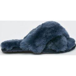 Emu Australia - Kapcie Mayberry. Szare kapcie damskie EMU Australia. Za 249,90 zł.