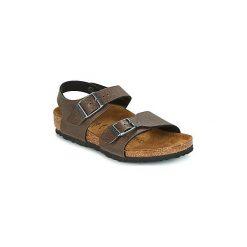 Sandały Dziecko  Birkenstock  NEW YORK. Brązowe sandały chłopięce Birkenstock. Za 167,30 zł.