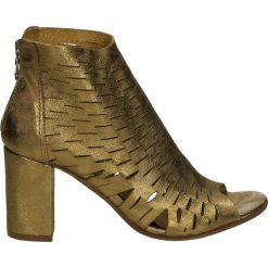 Rzymianki damskie: Sandały - 878 LAM ORO