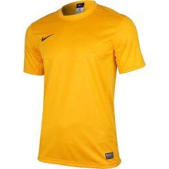 Nike Koszulka żółta Park V r. L (448209 739). Żółte koszulki sportowe męskie Nike, l. Za 62,89 zł.