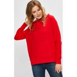 Levi's - Bluza. Brązowe bluzy z kapturem damskie marki Levi's®, l, z bawełny. Za 239,90 zł.