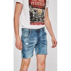 Brave Soul - Szorty. Szare spodenki jeansowe męskie marki Brave Soul, casualowe. W wyprzedaży za 59,90 zł.