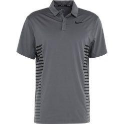Nike Performance DRY POLO Koszulka sportowa dark grey/black. Szare koszulki sportowe męskie Nike Performance, m, z elastanu. Za 299,00 zł.