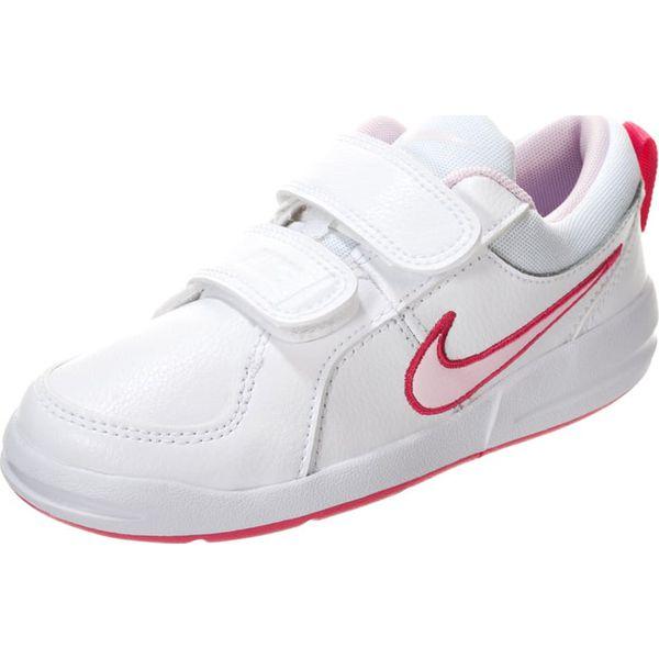 Nike Performance PICO 4 Obuwie treningowe whiteprism pinkspark