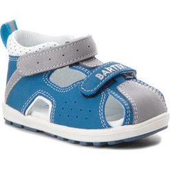 Sandały chłopięce: Sandały BARTEK – 11691-3/1P1 Niebiesko Szary