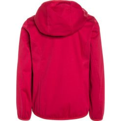 CMP Kurtka Softshell ibisco. Czerwone kurtki damskie softshell marki CMP, z materiału. W wyprzedaży za 181,30 zł.