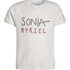 Sonia Rykiel SONIA Tshirt z nadrukiem weiß. Białe t-shirty chłopięce Sonia Rykiel, z nadrukiem, z bawełny. W wyprzedaży za 148,85 zł.