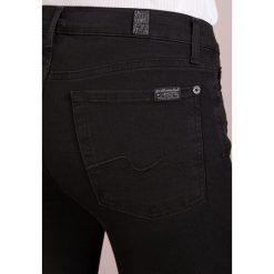 7 for all mankind Jeans Skinny Fit rinsed black. Czarne boyfriendy damskie 7 for all mankind, z bawełny. Za 929,00 zł.