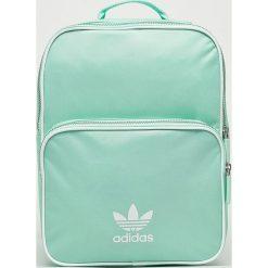 Adidas Originals - Plecak. Szare plecaki damskie adidas Originals, z materiału. W wyprzedaży za 139,90 zł.