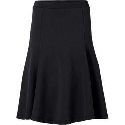 Spódniczka bonprix czarny. Czarne spódniczki rozkloszowane marki KALENJI, z elastanu. Za 59,99 zł.