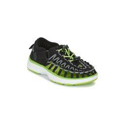 Sandały sportowe Dziecko  Keen  UNEEK O2. Czarne buty sportowe chłopięce Keen. Za 215,20 zł.