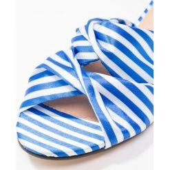 Chodaki damskie: Public Desire HAVANA Klapki blue/white