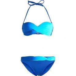 Stroje kąpielowe damskie: LASCANA Bikini blue/turquoise