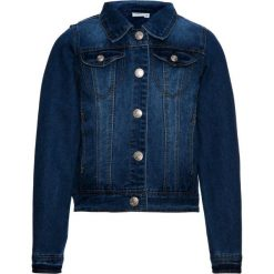 Name it NITSTAR RIKA Kurtka jeansowa medium blue denim. Niebieskie kurtki chłopięce Name it, z bawełny. Za 139,00 zł.