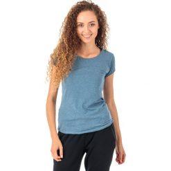 4f Koszulka damska H4Z18-TSD001 denim melanż r. S. Szare bluzki z odkrytymi ramionami 4f, s, melanż, z denimu. Za 29,90 zł.