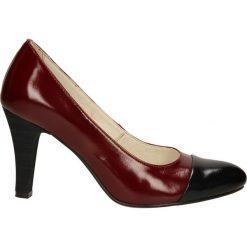 CZÓŁENKA CASU 113. Brązowe buty ślubne damskie Casu. Za 149,99 zł.