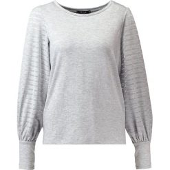 Bluzki damskie: Vila VILOUSA  Bluzka z długim rękawem light grey melange