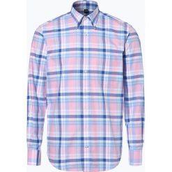 Koszule męskie na spinki: Andrew James – Koszula męska, różowy