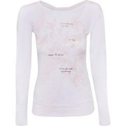 Bluzki, topy, tuniki: T-shirt DEHA HARMONIC Biały