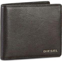 Duży Portfel Męski DIESEL - Neela S X03923 PR271 T8013. Czarne portfele męskie marki Diesel, ze skóry. W wyprzedaży za 249,00 zł.