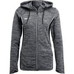 Roxy GNES  Kurtka z polaru charcoal heather. Białe kurtki sportowe damskie marki Roxy, l, z nadrukiem, z materiału. W wyprzedaży za 220,35 zł.