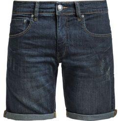 Bermudy męskie: Shine Original Regular Shorts Krótkie spodenki jeansowe niebieski