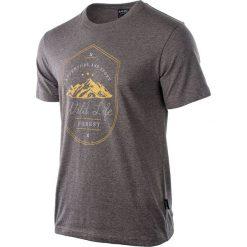 Hi-tec Koszulka męska Wilde Light Brown Melange r. S. Brązowe koszulki sportowe męskie marki Hi-tec, m. Za 49,99 zł.
