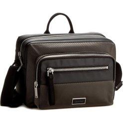 Torba na laptopa CALVIN KLEIN BLACK LABEL - Lars 12H Messenger K50K502408 020. Czarne plecaki męskie marki Calvin Klein Black Label, z materiału. W wyprzedaży za 379,00 zł.