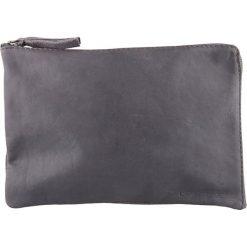 """Torby na laptopa: Skórzana torba """"Petworth"""" w kolorze szarym na laptop – 25 x 18 x 1 cm"""