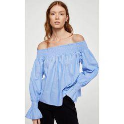 Bluzki damskie: Mango – Bluzka Shoulder