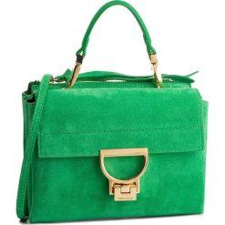 Torebka COCCINELLE - DD6 Arlettis Suede E1 DD6 55 B7 01 Alien Green G05. Zielone torebki klasyczne damskie Coccinelle, ze skóry, duże. Za 1149,90 zł.