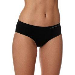 Figi: Brubeck Figi damskie Hipster Comfort Cotton czarne r. S (HI00043A)