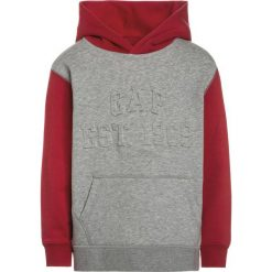 Bejsbolówki męskie: GAP BOYS Bluza z kapturem light heather grey