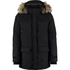 Płaszcze męskie: Schott NYC OTTAWA Płaszcz puchowy black
